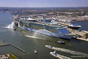 largest cruise line the cruise ship pics cruise guide