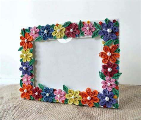 Handmade Photo Frame Ideas - creative photo framing ideas to display happy memories