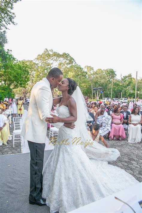 Adelaide & Desmond's Gorgeous Ghanaian Outdoor Wedding