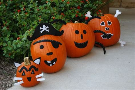Pumpkin Ideas Decorating by 33 Cool No Carve Pumpkin Decorating Ideas To Try This