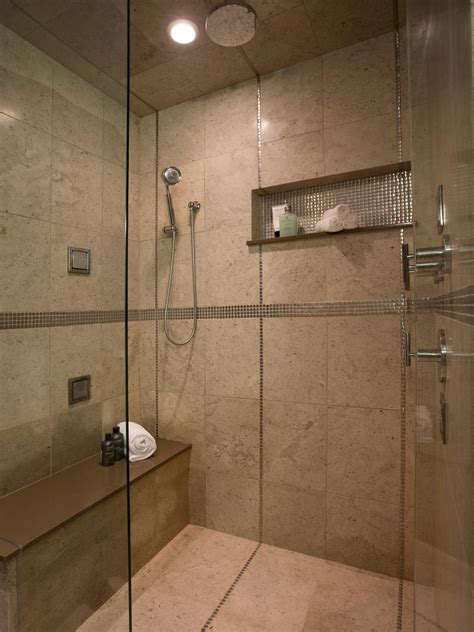 Modern Bathroom Shower Photos Hgtv
