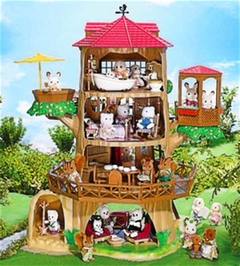 calico critters tree house calico critters country tree house calico critters