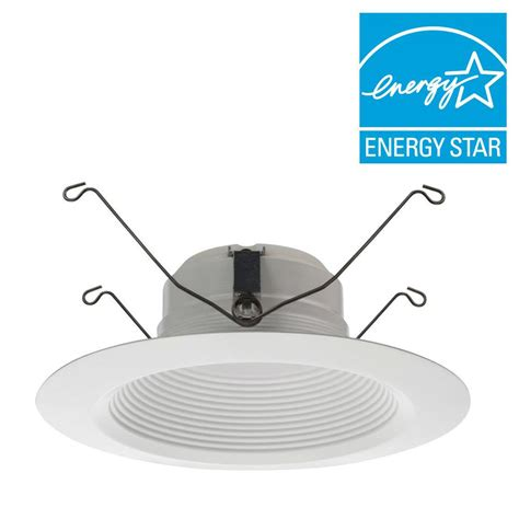 lithonia recessed lighting reviews lithonia lighting e series 5 in and 6 in matte white