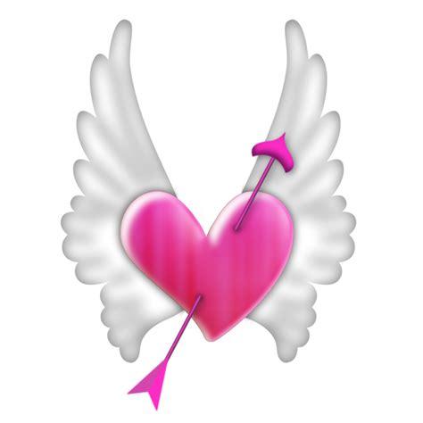 imagenes de corazones vendados coraz 243 n con alas