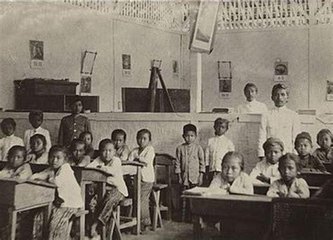 Sejarah Pergerakan Rakyat Indonesiaa Kpringgodigdo pengendalian di bidang pendidikan dan kebudayaan zaman