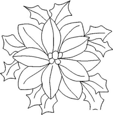 imagenes de pascuas navideñas para dibujar flor de pascua para colorear pintar e imprimir