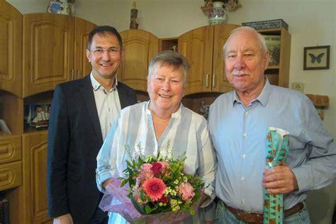 christine und peter kuehas feierten ihre goldene hochzeit