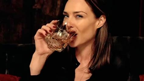 claire forlani dewars commercial dewar s the drinking man s scotch preferred by english