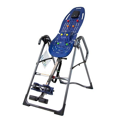 inversion table as seen on tv teeter hang ups ep 860 inversion table with flexible