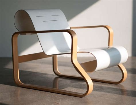 Paimio Armchair by Alvar Aalto Armchair 41 Quot Paimio Quot Chair At 1stdibs
