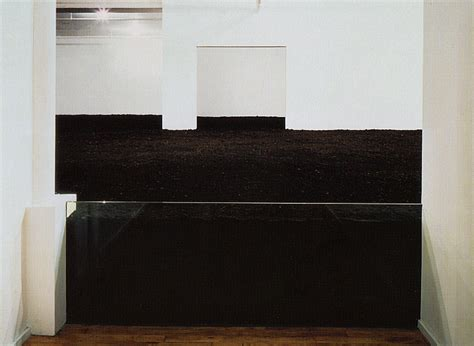 earth room exhibition review dia foundation in the road