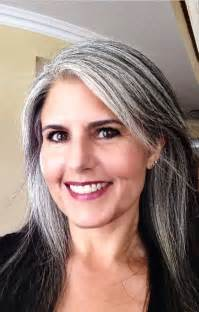 highlights for white hair on older women best 25 going gray ideas only on pinterest going grey
