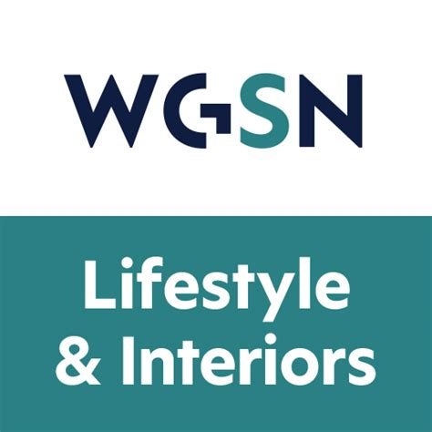 Lifestyle Upholstery by Wgsn Launches Lifestyle Interiors Content Service Wgsn