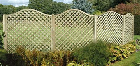 Quality Trellis Panels Creating Privacy In Your Garden With Trellis Panels