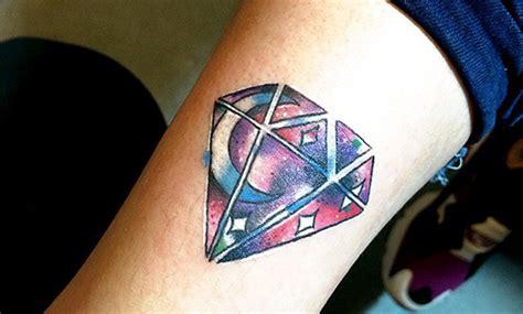 tatuajes de diamantes recopilaci 243 n y significado