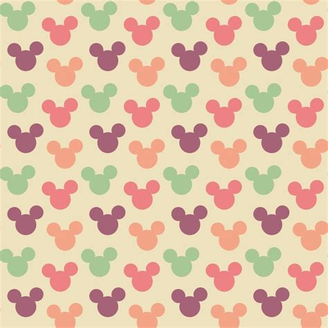 wallpaper design minnie mouse pattrn wallpaper disney pinterest mickey mouse