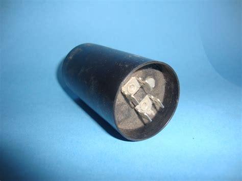 capacitor para lavadora ge que es un capacitor para lavadora 28 images capacitores de marcha mecatronica electronismo