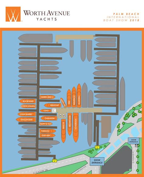 boat show west palm beach 2017 palm beach boat show boat show map worth avenue yacht