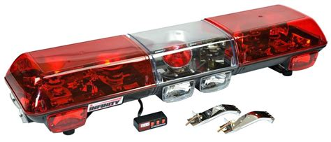 roof rack emergency light bar wolo emergency warning light bars halogen strobe led