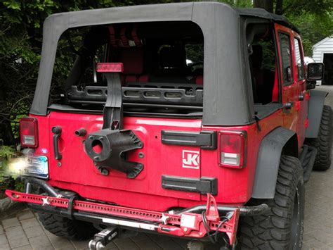 Cargo Rack For Jeep by Cargo Basket Pics Page 2 Jkowners Jeep Wrangler