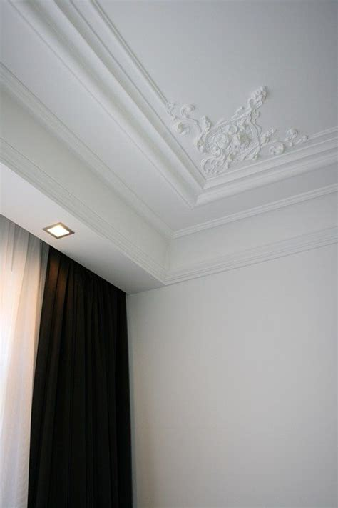Decorative Ceiling Moulding by 37 Ceiling Trim And Molding Ideas To Bring Vintage Chic