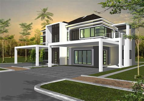 double storey detached house design curtin water lakeview double storey semi detached house phase 2