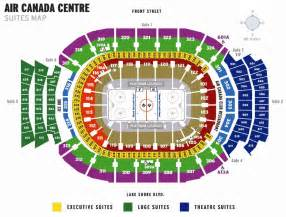 seating map air canada centre hospitality toronto blue jays media inc