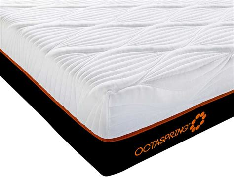 Octaspring Memory Foam Mattresses by Dormeo Octaspring 6500 Mattress Buy At Bestpricebeds