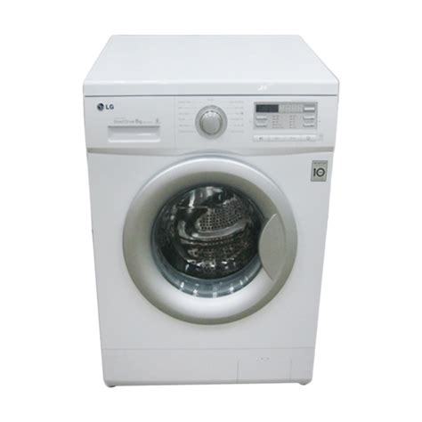Mesin Cuci Front Loading 13 Kg jual lg f1007nppw front loading mesin cuci 7 kg