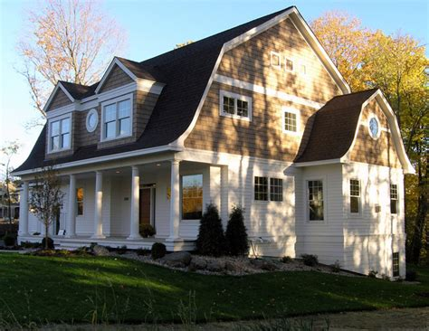 gambrel style house medeek design inc gambrel roof study
