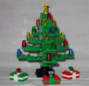 Lego Christmas Trees - 5 quot green custom lego christmas tree amp gifts new