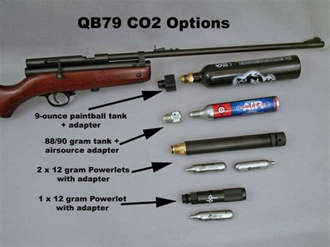 Co2 Gamo Gold Kotak Nya Silver the beeman qb79 air rifle co2 powered wood and metal