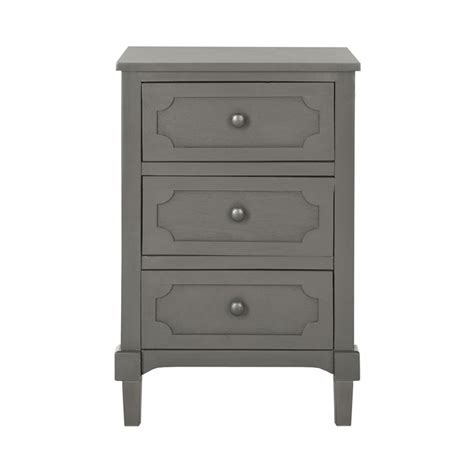side drawers living room decor market rosaleen three drawer side chest chests storage living room