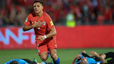 alexis sanchez trap queen south american world cup qualifying is a death trap the18