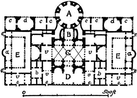 baths of caracalla floor plan therm 230 of caracalla plan of central block clipart etc