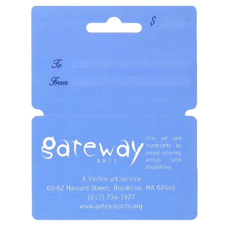 gateway arts gift card gateway arts - Gateway Gift Card