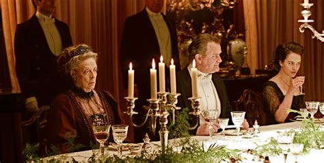 downton abbey how to dine in style without being below could an etiquette war be brewing between highclere castle