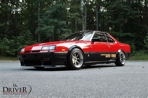 nissan dr30 1984 nissan dr30 r30 rs x skyline rs turbo watanabe for