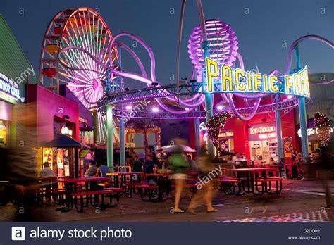 theme park los angeles amusement park pacific park on santa monica pier santa