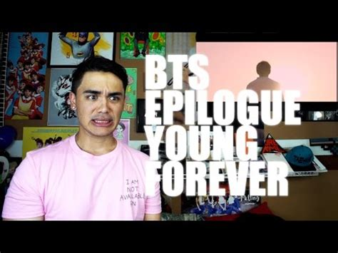 download mp3 bts young forever download bts epilogue young forever mv reaction dream