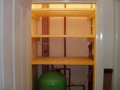 Translate Cupboard Airing Cupboard Shelving For The Home