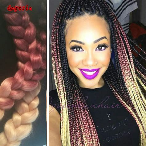 box braids with kanekalon hair is silky kanekalon for box braids modelmodel synthetic