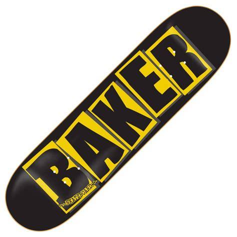 deck skateboard baker skateboards baker brand logo black skateboard deck 7