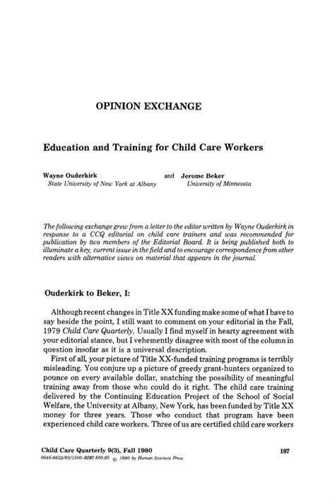 100 recommendation letter sample for teacher aide daycare