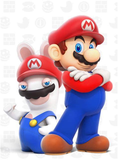 Sale Amiibo Rabbid Mario Lapin Mario mario rabbids kingdom battle for nintendo switch nintendo details