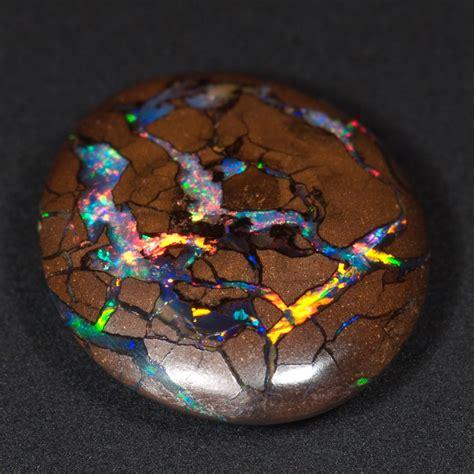 Black Opal Bledug Bouder Opal bergamot gem talk a midsummer s gleam