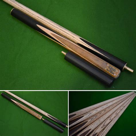 Snooker Cues Handmade - 57 quot handmade spliced snooker cue multi spliced