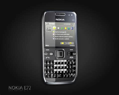 nokia e72 orginal themes nokia e72 e 3d model