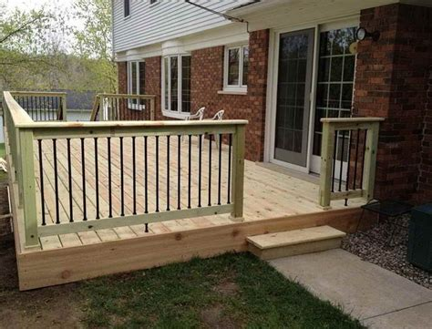 Simple deck designs pictures home design ideas