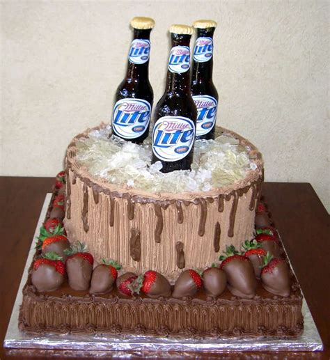 beer cake what are groom s cakes twofoot creative
